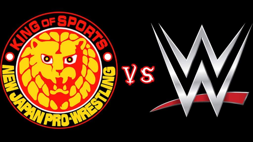Fantasy Booking with The Gun – WWE vs. NJPW Supershow