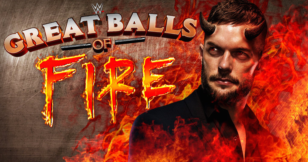 WWE Great Balls of Fire 2017 Predictions