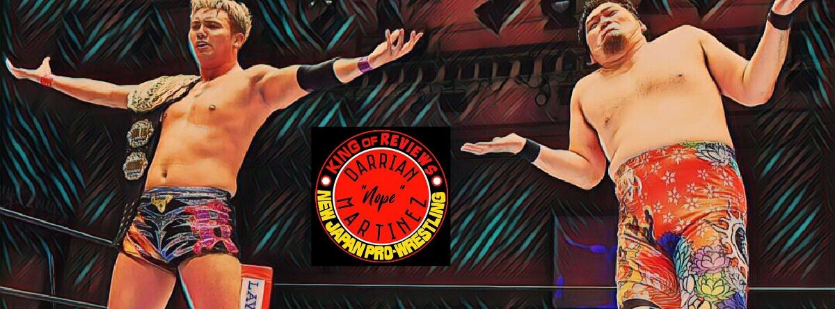 NJPW G1 Climax Day 2 07/20/2017