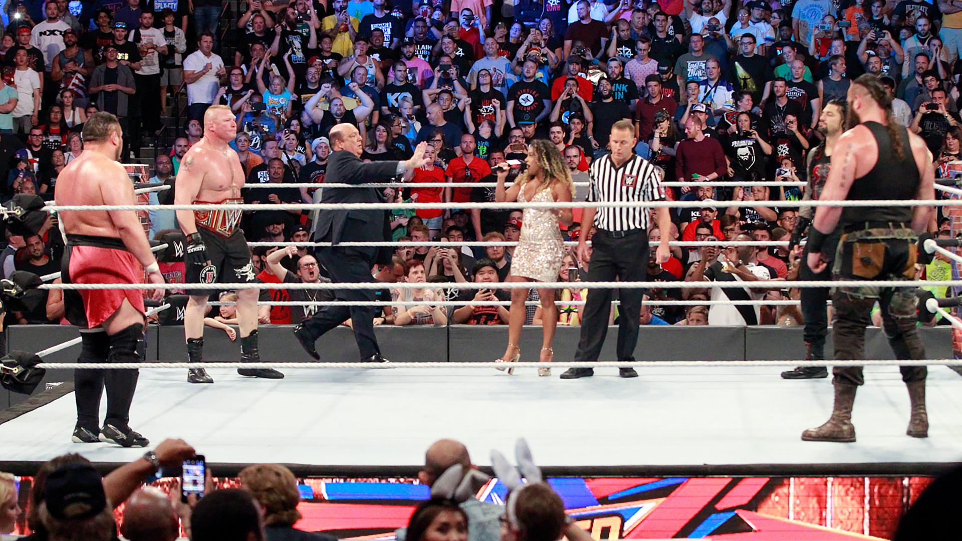 WWE Summerslam 2017 Review 08/20/2017