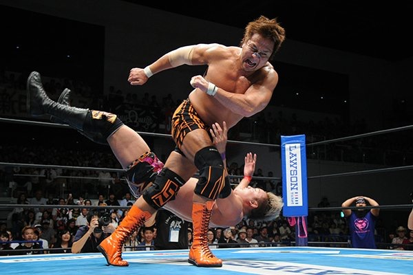 Jordan's NJPW G1 Climax 2017 Day 8 Review