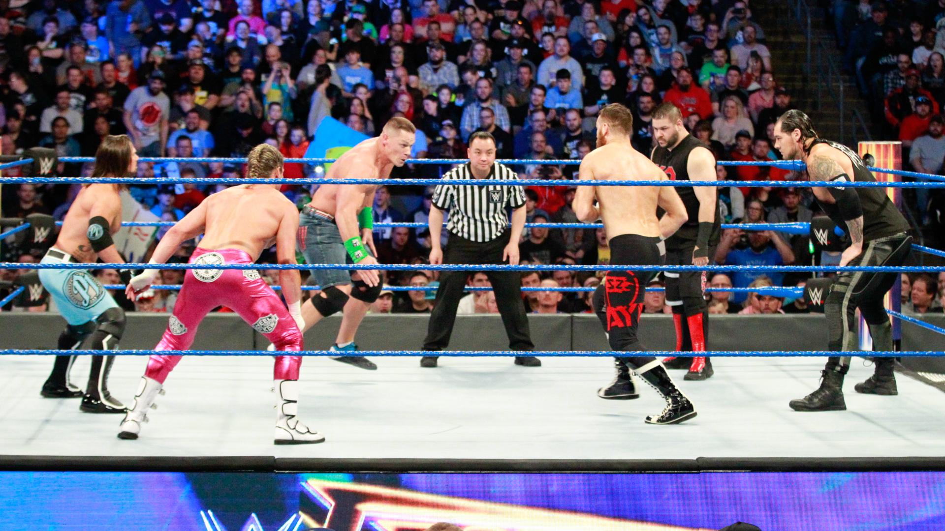 WWE Fastlane Review 03/11/2018