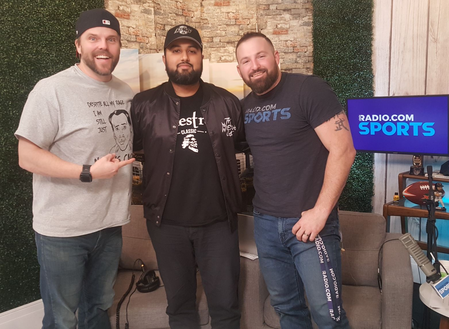 """Swings & Mrs Show w/ """"The Wrestling Classic"""" Justin Dhillon"""