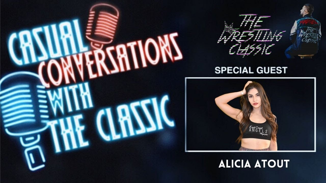 Casual Conversations with the Classic – Alicia Atout