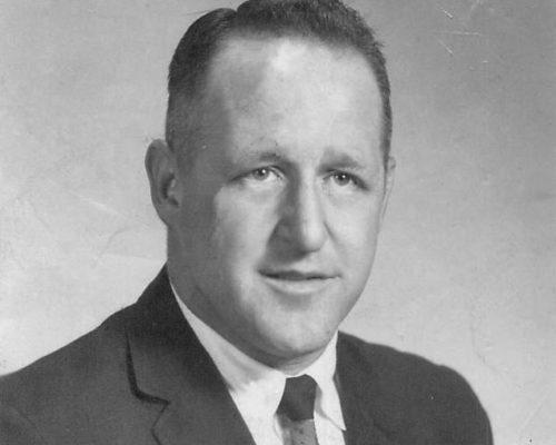 Old photo of Ben Puckett