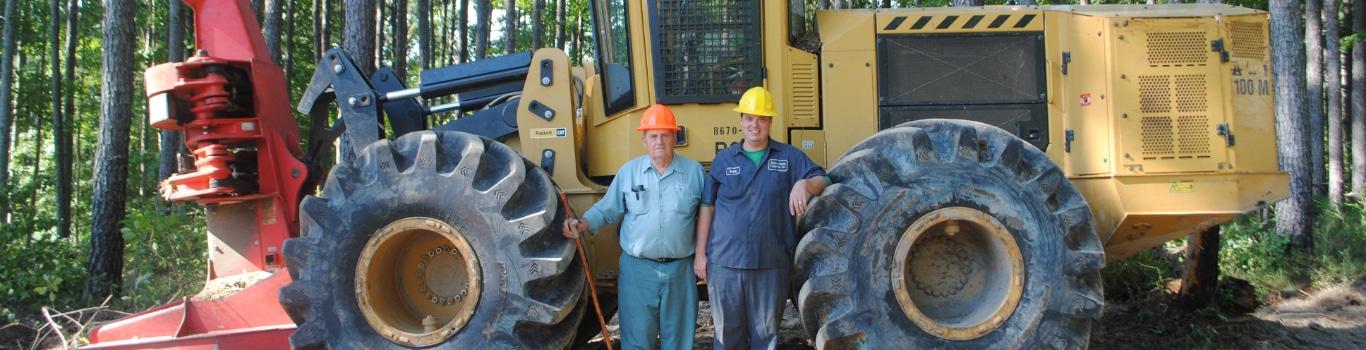 Puckett Forestry Financing