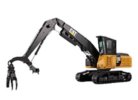 Cat Forestry Equipment