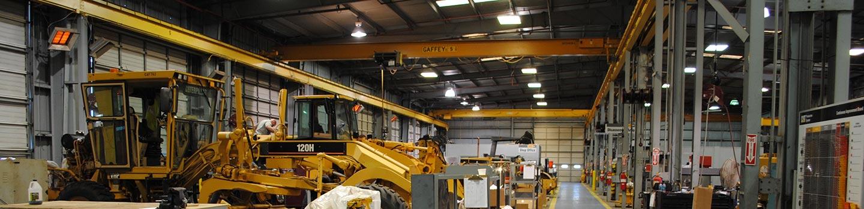 Inside Puckett Machinery Gulfport