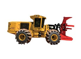 New Forestry Equipment