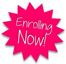 Enrolling now