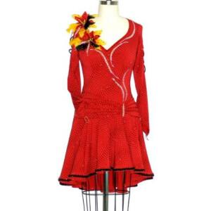 Moulin Rouge Dress 1