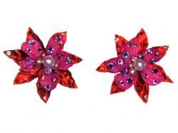 Blithe plus size designer competition latin dress earrings