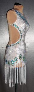 Crystal Heaven latinballroom dress
