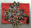 Dangerous Beauty Latin Dress with Swarovski crystals bracelet