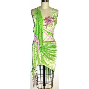 Dream latin rhythm Dress for sale