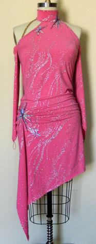 Star Glint latin dresses ballroom