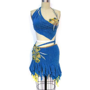 Island Joy latin Dress for sale memphis