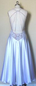 Ballroom Dance Wedding Dress