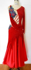 couture Standard Ballgown for sale