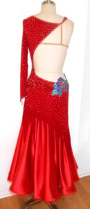 Standard Competition ballgown for sale