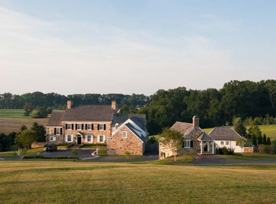 E.B. Mahoney Custom Homes Church