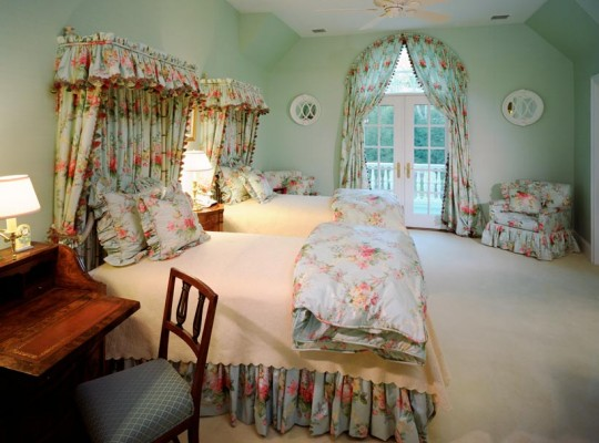 E.B. Mahoney Custom Homes Tunbridge Bed Room