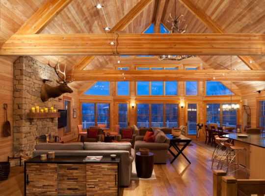 E.B. Mahoney Custom Homes Elk Mountain
