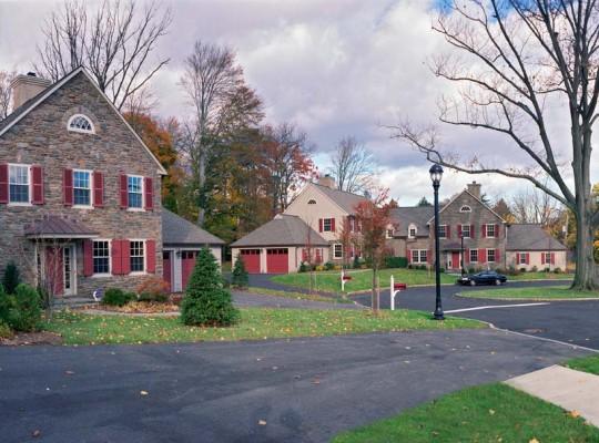 E.B. Mahoney Custom Homes Strawbridge Court