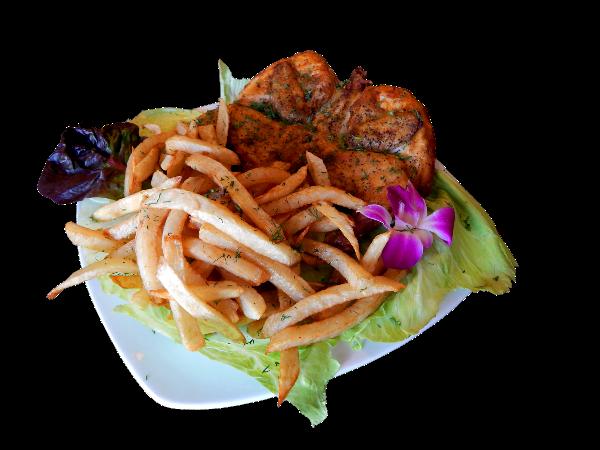 33 - fried kornish
