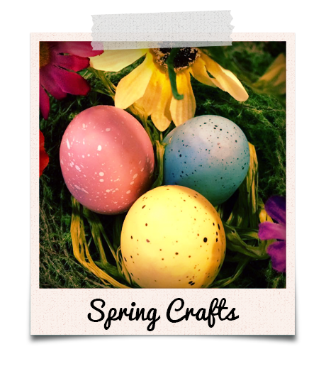 Spring Crafts at Powers Farm Market