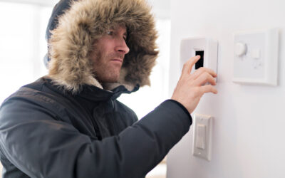 FIVE THINGS TO CHECK BEFORE CALLING A FURNACE TECH