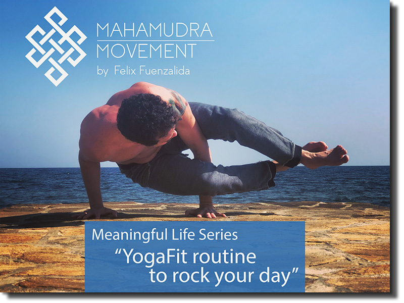 Ebook Yogafit routine to rock your day