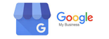 google by business icon linking to business page