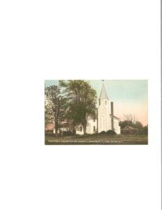 The First Presbyterian Church Amag