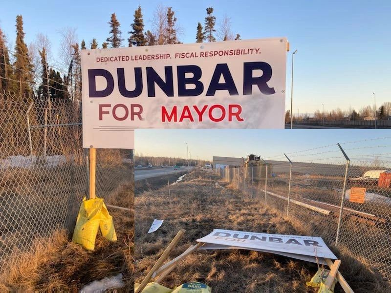 'Campaign of Hate' Waged Against Dunbar Costs Campaign Thousands