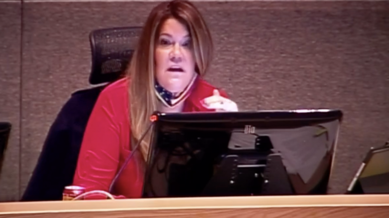 """Assemblywoman """"Likes"""" Controversial Save Anchorage Comment — Appears to be Against Proposed Mass Shelter"""