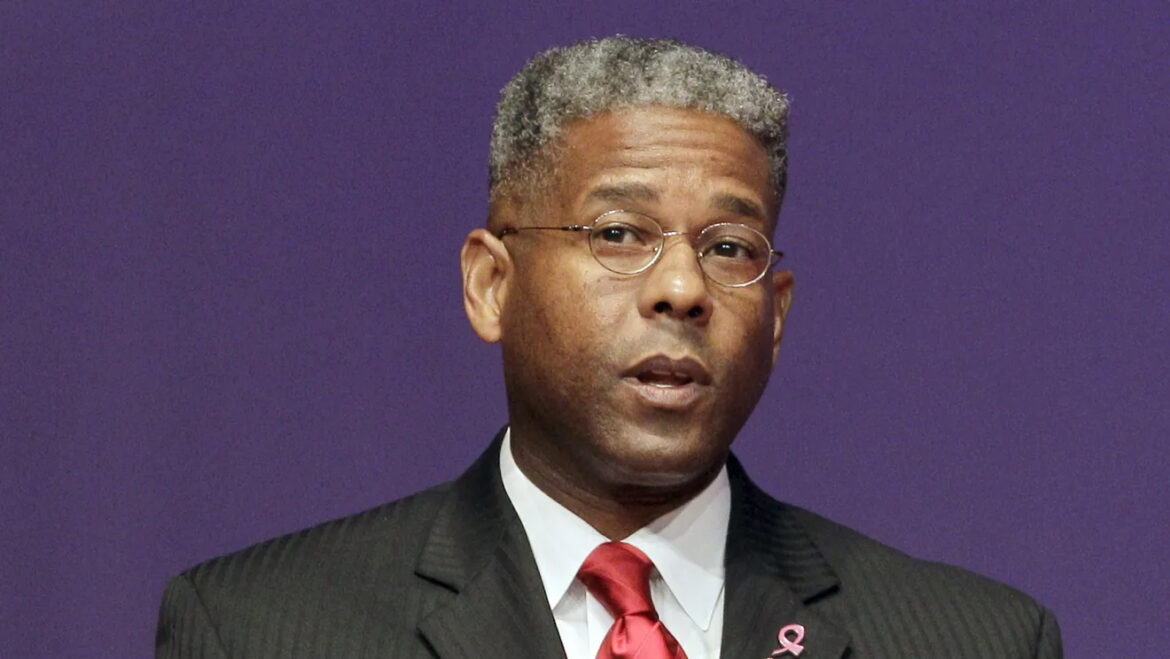 Radical Right Texan Allen West Headed to Anchorage