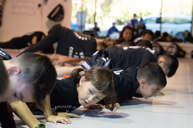 kids martial arts classes Vancouver BC