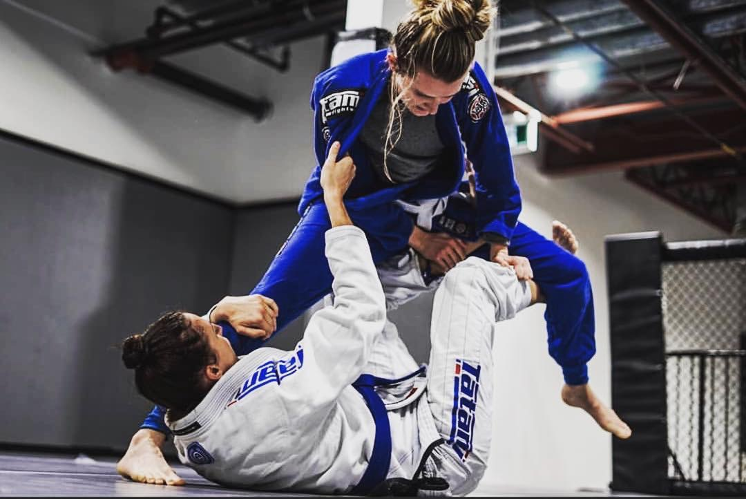 Jiu-jitsu Vancouver training