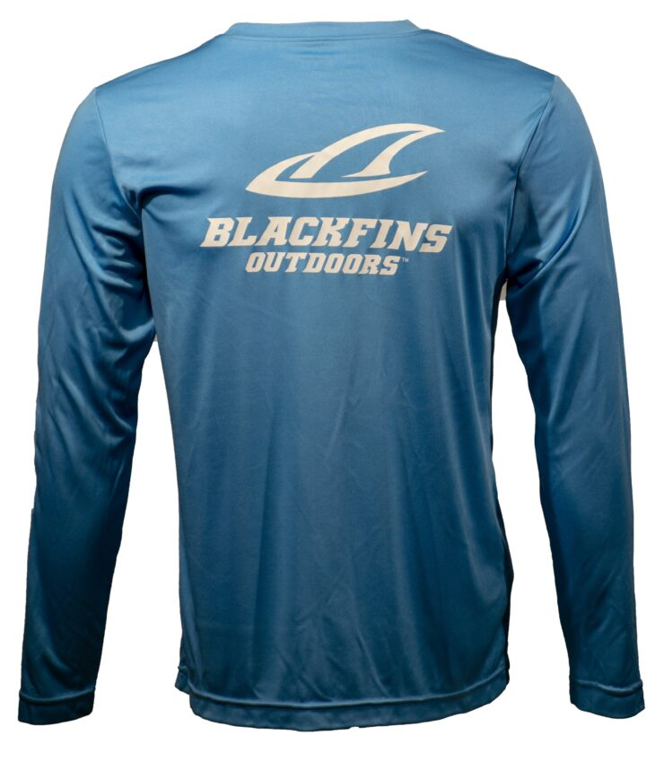 blue back BFO Sportsman Long Sleeve