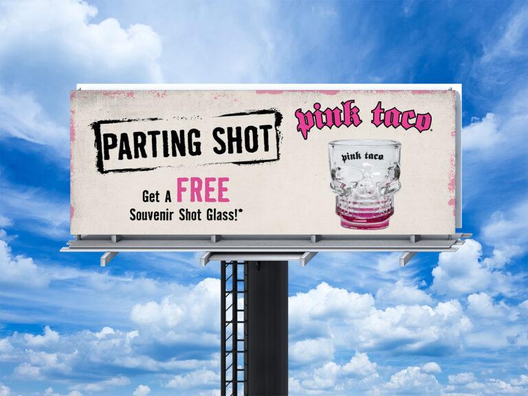 Billboard example Las Vegas