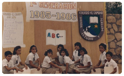 1st Generation Graduates