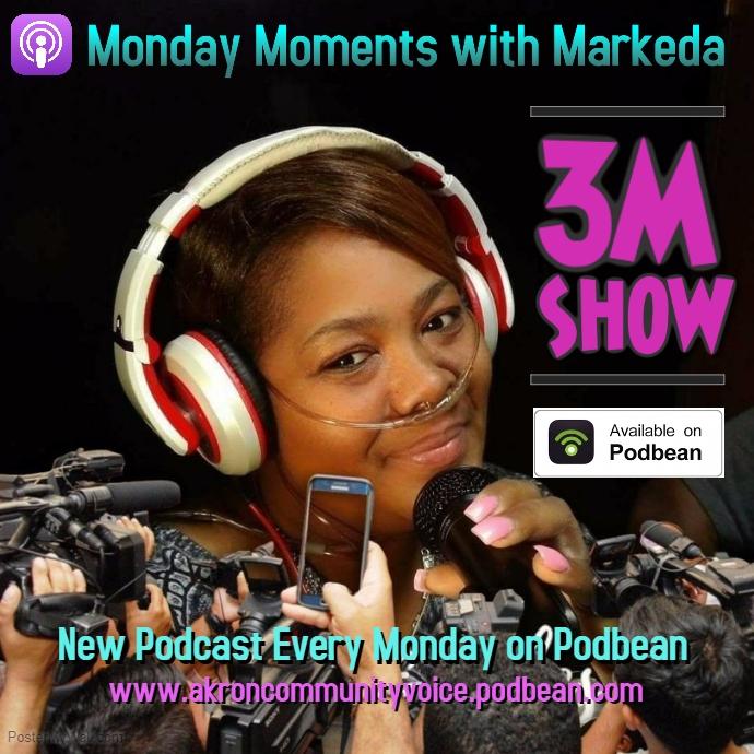 Markeda Podcast Promo Picture