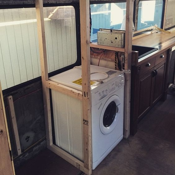 Laundry Solution for Your Skoolie or RV