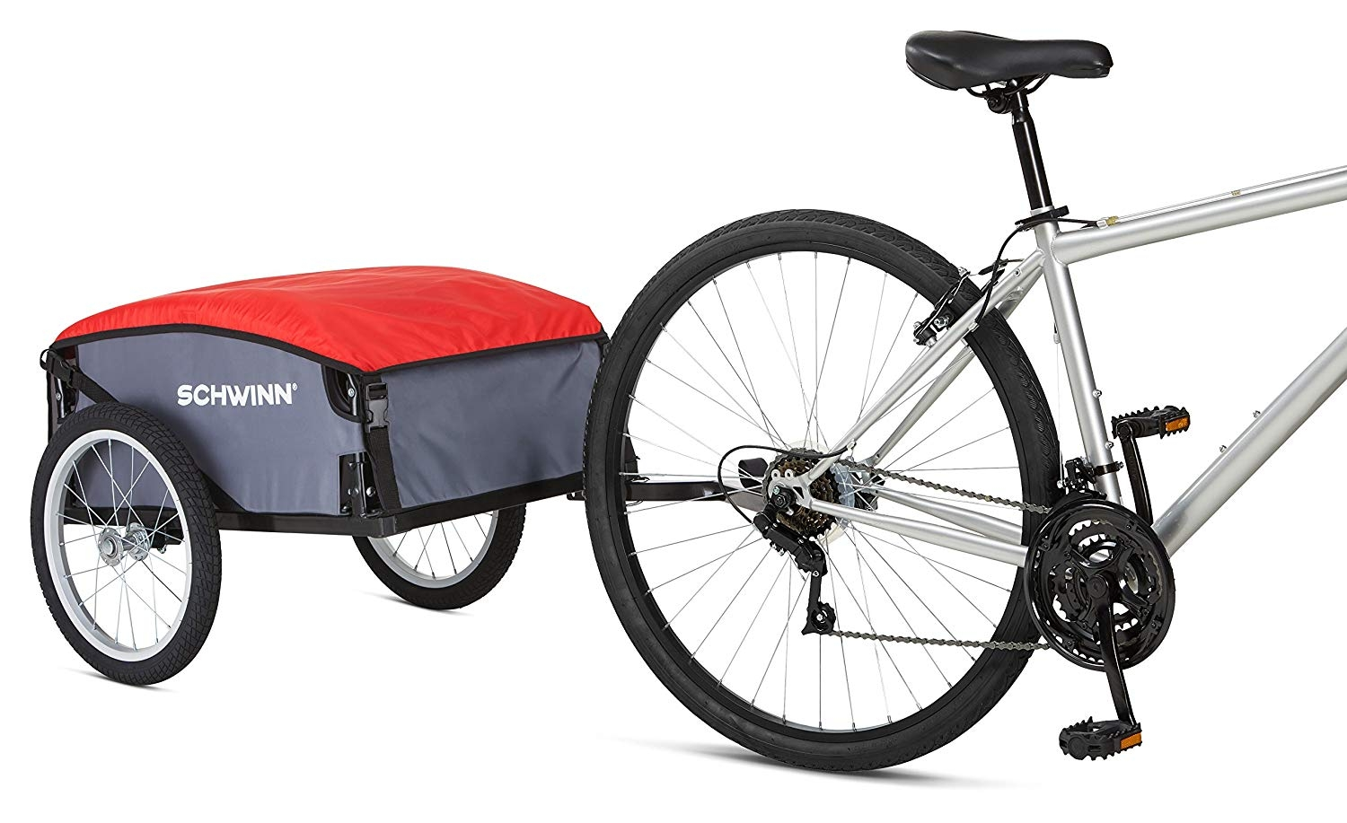Haul Your Gear with This Bicycle Cargo Trailer
