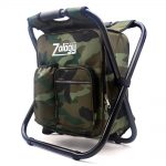 The Backpack That Lets You Sit And Fish!