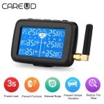 Real Time Tire Pressure Tracking At A Glance!