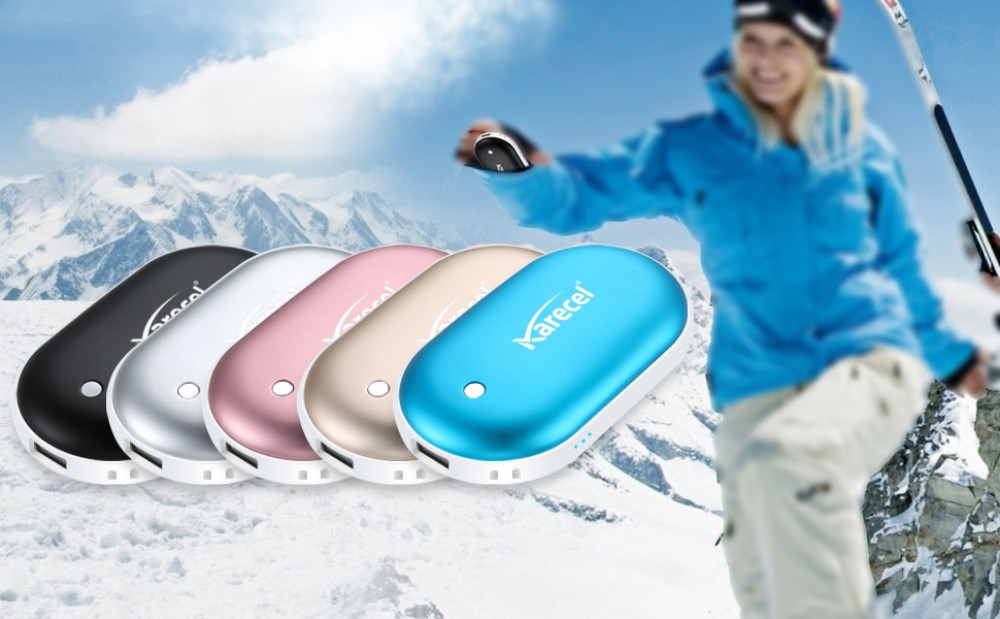 New Rechargeable Hand Warmers