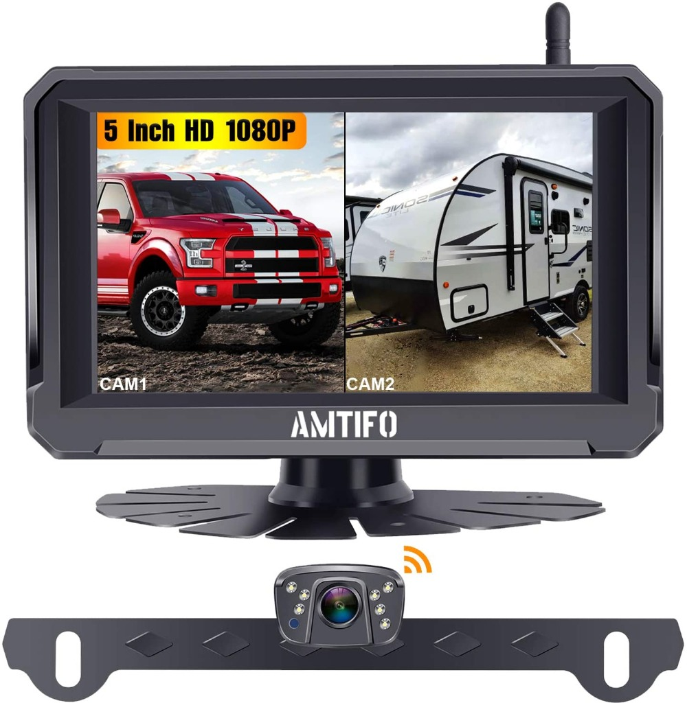 Backup Camera for your Skoolie