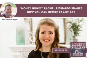 Money Honey Rachel Richards